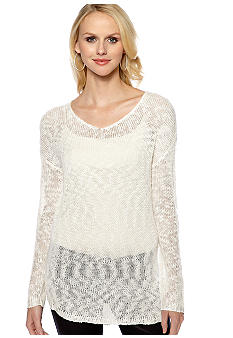 RD Style V-Neck Pullover Sweater