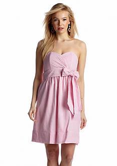 Southern Frock Carolina Seersucker Dress