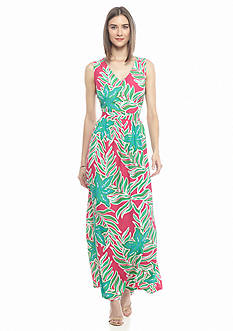 SOUTHERN fROCK Olivia Criss-Cross Back Maxi Dress