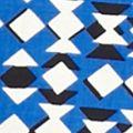 Cynthia Cynthia Rowley Women Sale: Blue Arrow CYNTHIA Cynthia Rowley Roll-Tab Split Neck Top