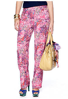 CYNTHIA Cynthia Rowley Soft Pant with Side Zipper
