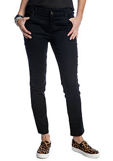CYNTHIA Cynthia Rowley Black Denim Jean
