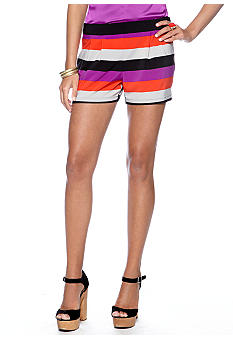 CYNTHIA Cynthia Rowley Stripe Soft Short