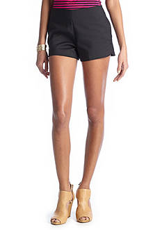 CYNTHIA Cynthia Rowley Everyday Essentials Solid Dolphin Hem Short