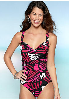 Shapesolver Lion Queen One Piece Swim Suit