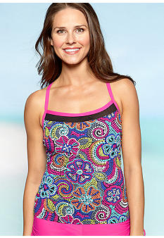 Be Inspired Mosaic Tankini