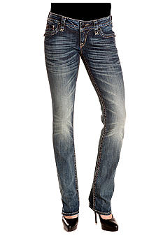 Rock Revival Essie Flap Pocket Straight Leg Jean