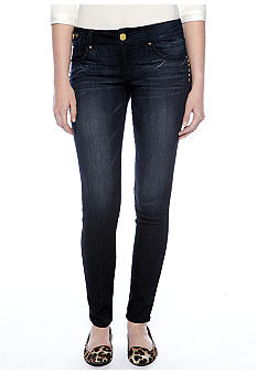 Chord Stud Distressed Jean
