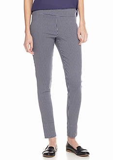 Stoosh Charlie Gingham Work Pants