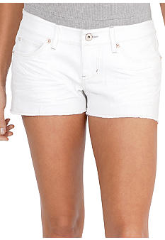 Levi's The Lucy Raw Edge Shorty Short