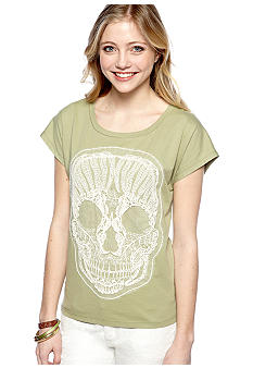 Rebellious One Skull Tee