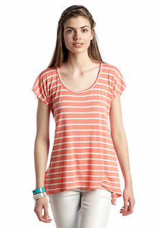 Rebellious One Stripe Swing Tee