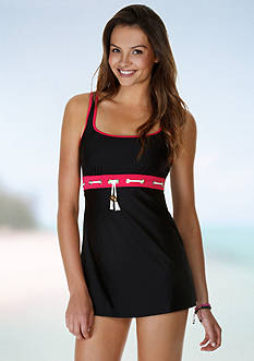 Eco Swim Tassle Swimdress