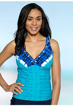Ruby Rd/ Malibu Design Group Madley Tankini