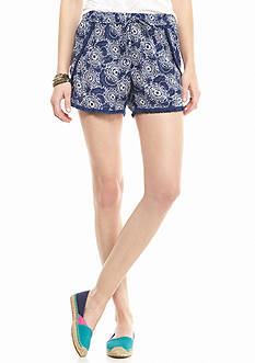 Chip & Pepper CALIFORNIA Fringe Soft Shorts