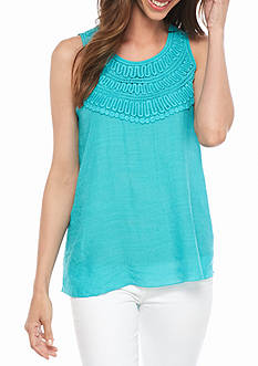 Spense Crochet Top
