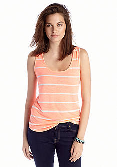 Jessica Simpson Audry Rio Stripe Tank