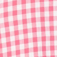 Button Down Shirts for Women: Pink/White crown & ivy™ Gingham Button Down Shirt