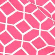 Crown & Ivy™ Women Sale: Pink/Green crown & ivy™ Tile Pop Peasant Blouse