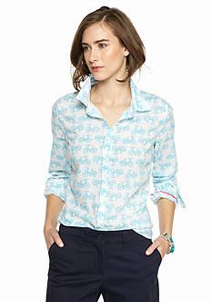 crown & ivy™ Beach Cruiser Shirt