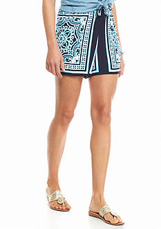 crown & ivy™ Moroccan Soft Short