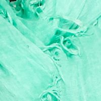 Crown & Ivy™: Green Aloe crown & ivy™ Fringed Scarf