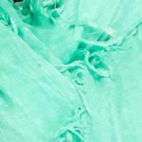 Crown & Ivy: Green Aloe crown & ivy™ Fringed Scarf