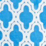 Crown & Ivy™ Women Sale: Blue/White crown & ivy™ Merrakeh Medallion Shirt