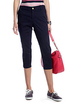 crown & ivy™ Casual Crop Pant