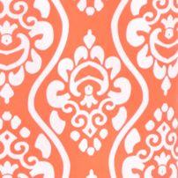 Casual Dresses: Gear Orange/White crown & ivy™ Sapphire Curves Drawstring Dress