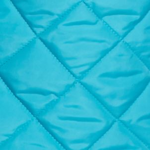 Crown & Ivy™: Turquoise crown & ivy™ Solid Puffer Vest
