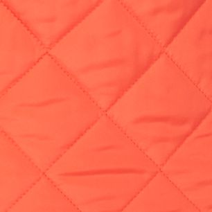 Crown & Ivy™ Women Sale: Park Orange crown & ivy™ Solid Puffer Vest