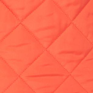 Crown & Ivy: Park Orange crown & ivy™ Solid Puffer Vest