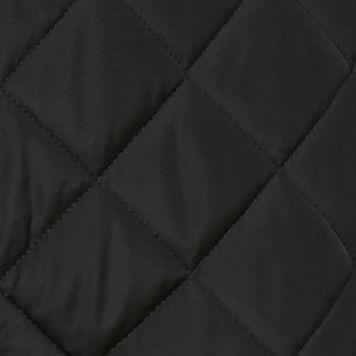 Women: Vests Sale: True Black crown & ivy™ Solid Puffer Vest
