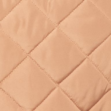 Women: Vests Sale: Giverny Tan crown & ivy™ Solid Puffer Vest