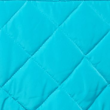 Women: Vests Sale: Turquoise Prowl crown & ivy™ Solid Puffer Vest