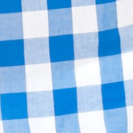 Button Down Shirts for Women: Blue/White crown & ivy™ Go Go Gingham