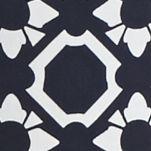 Petites: Shorts & Bermudas Sale: Navy/White crown & ivy™ Petite Lattice Star Shorts