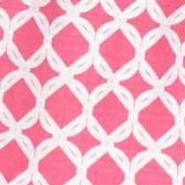 Crown & Ivy™ Petites Sale: Pink/White crown & ivy™ Petite Contrast Tassel Peasant Top