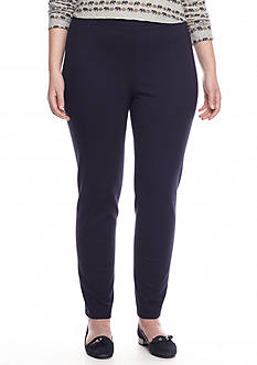 crown & ivy™ Plus Size Core Legging