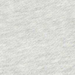 Plus Size Tops: Sweatshirts: Heather Grey crown & ivy™ Plus Size Pleat Back With Jewel Neck Top