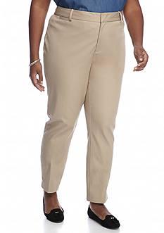 crown & ivy™ Regular Length Stretch Pants