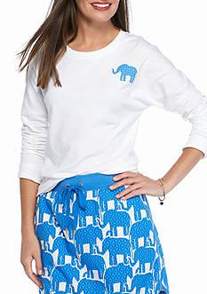 crown & ivy™ beach Elephant Sweeper