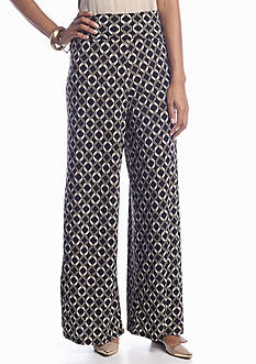 New Directions® Linked Palazzo Pant