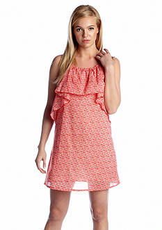 LaRoque for Belk Natalie Ottoman Short Dress