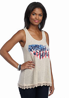 Red Camel Southern Home 'Home Sweet Home' Tank