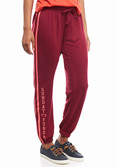 Red Camel Sunday Funday Jogger Pants