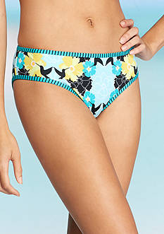 Urban Sea™ Humming Bird Stripe Reversible Swim Bottom