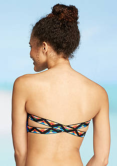 Urban Sea™ Ethnic Solid Bandeau