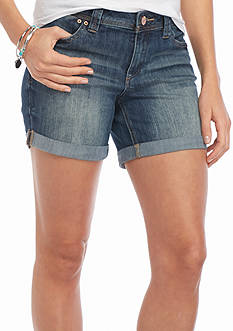 Chip & Pepper CALIFORNIA Rolled Jean Shorts